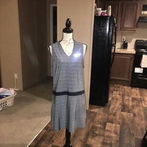 NWOT Women's golf dress grey Nike